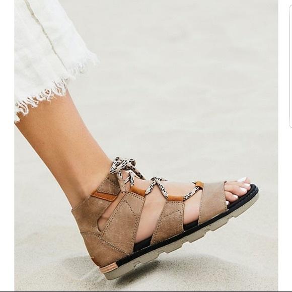 Sorel Shoes | Torpeda Lace Ii Sandals